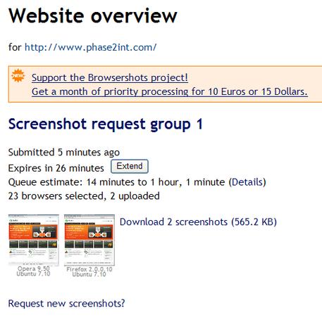 Browsershotsorg