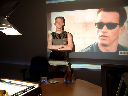 Arnold_projector